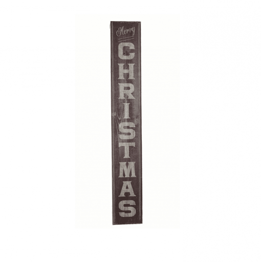 Worth Imports Christmas Wood Sign