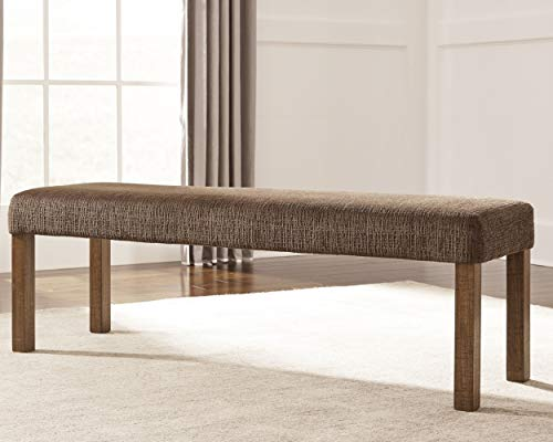 Ashley Furniture D775 09 Large Dining Room Bench 0 0