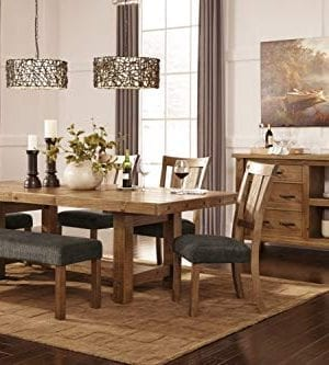 Ashley Furniture D775 09 Large Dining Room Bench 0 1 300x333