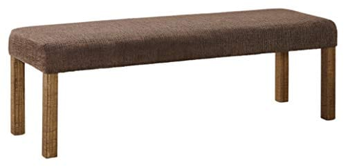 Ashley Furniture D775 09 Large Dining Room Bench 0