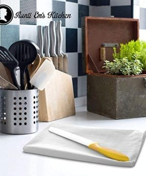 Aunti Ems Kitchen Vintage Flour Sack Kitchen Dish Towels Commercial Restaurant Grade Weave Cloth 100 Natural Cotton 27 X 27 Bakers Dozen Set Of 13 White 0 3 300x360