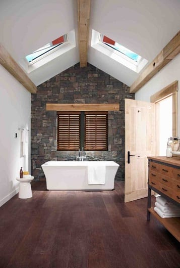 Bathroom Skylights by Skylight Specialists Inc