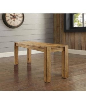 Better Homes And Gardens Bryant Bench Rustic Brown 0 300x360