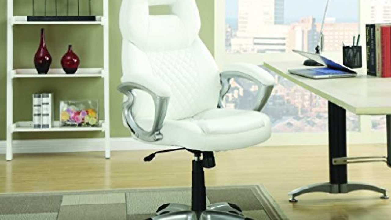 Coaster Furniture Office Executive Chair White Farmhouse Goals
