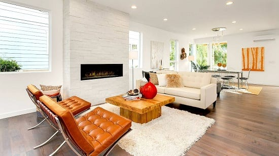 Contemporary-Modern Magnolia Home by Seattle Staged to Sell and Design LLC