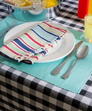 DII 100 Cotton Machine Washable Dinner Summer 0 1 300x360