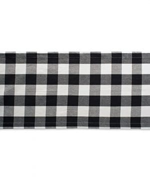 DII Cotton Buffalo Check Table Runner For Family Dinners Or Gatherings 0 1 300x360