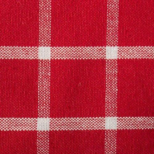DII Farmhouse Plaid Tablecloth 100 Cotton With 12 Hem 0 0