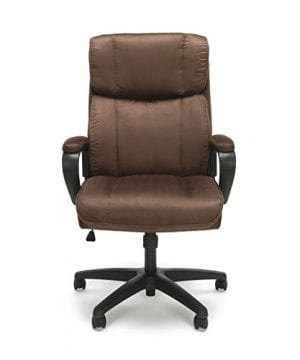 Essentials Executive Chair Mid Back Office Computer Chair 0 1 300x360