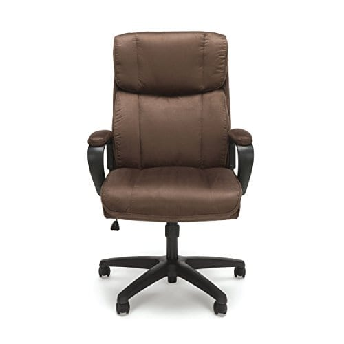 Essentials Executive Chair Mid Back Office Computer Chair 0 1