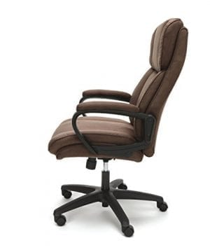 Essentials Executive Chair Mid Back Office Computer Chair 0 2 300x360