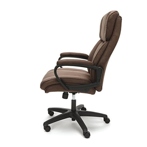 Essentials Executive Chair Mid Back Office Computer Chair 0 2