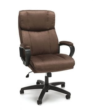 Essentials Executive Chair Mid Back Office Computer Chair 0 300x360