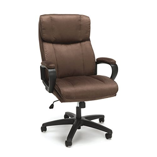 Essentials Executive Chair Mid Back Office Computer Chair 0