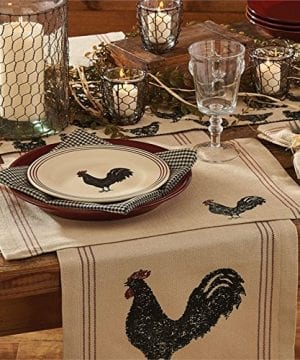 Hen Pecked Rooster Placemat Set Of 4 Rooster Table Mat 0 0 300x360