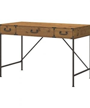 Kathy Ireland Office Ironworks 48 W Writing Desk 0 300x360