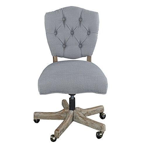 Linon Chair Grey 0 0