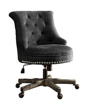 Linon Sinclair Executive Office Chair 0 0 300x360