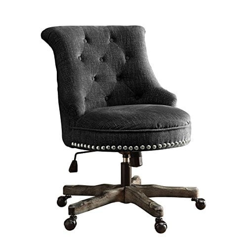 Linon Sinclair Executive Office Chair 0 0