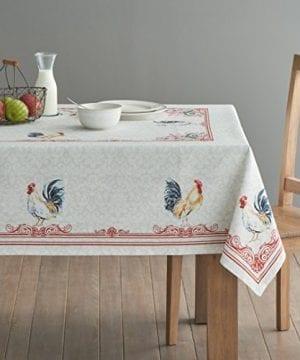 Maison D Hermine Campagne 100 Cotton Tablecloth 0 0 300x360