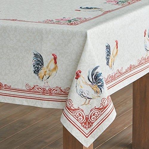Maison D Hermine Campagne 100 Cotton Tablecloth 0