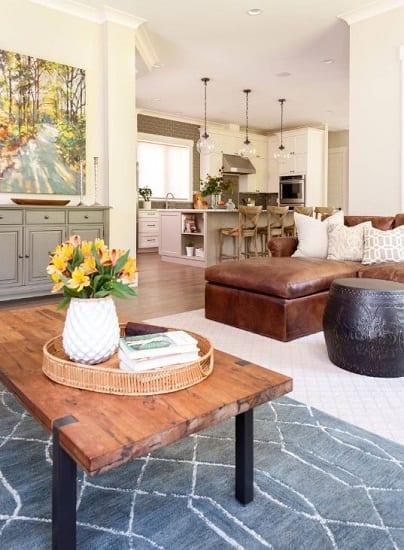 Modern Craftsman by Sheila Mayden Interiors