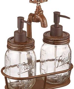 Mud Pie Water Spouts Soap Pump Set 0 300x360
