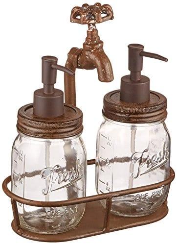 Mud Pie Water Spouts Soap Pump Set 0
