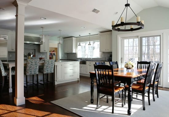 NJ Farm House Renovation by Rachel Savage Design Management LLC