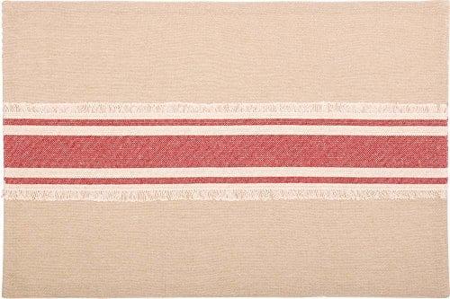Piper Classics Farmhouse Red Stripe 0 1
