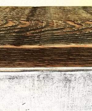 Rustic Handcrafted Reclaimed Bench Easy Self Assembly 36x12x18 0 2 300x360