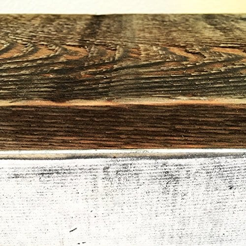 Rustic Handcrafted Reclaimed Bench Easy Self Assembly 36x12x18 0 2