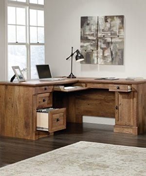 Sauder 420606 Palladia L Vo A2 Computer Desk Vintage Oak 0 0 300x360