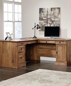 Sauder 420606 Palladia L Vo A2 Computer Desk Vintage Oak 0 2 300x360