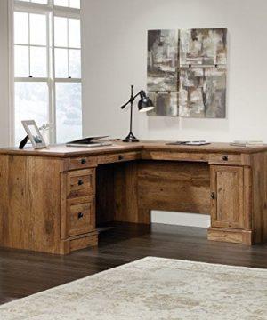 Sauder 420606 Palladia L Vo A2 Computer Desk Vintage Oak 0 300x360