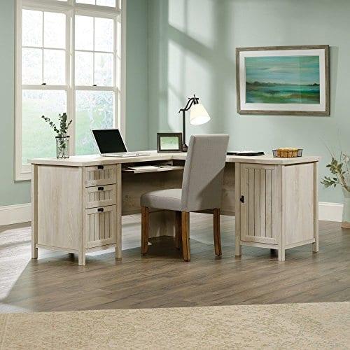 Sauder Costa L Desk Chc A2 0