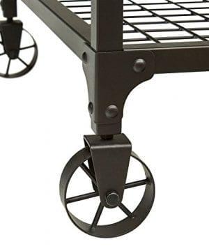 Stone Beam Elias Industrial Metal Desk 60W BrownBlack 0 2 300x360
