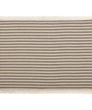 VHC Brands Kendra Stripe Placemat 0 1 300x360