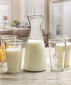 Farmhouse Glassware and Drinkware