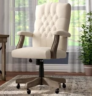 Farmhouse Office Chairs