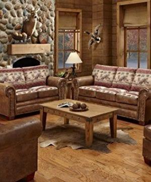 American Furniture Classics 4 Piece Deer Valley Sleeper Sofa 0 300x360