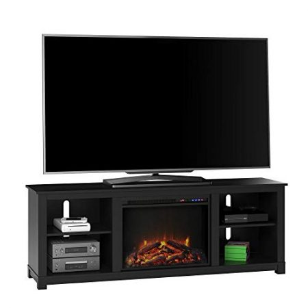 Ameriwood-Home-Console-with-Fireplace-0