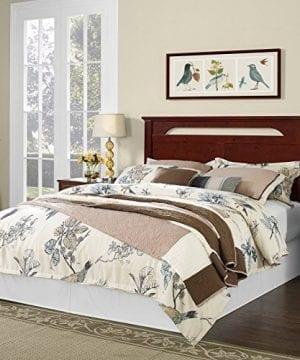 Ameriwood Home Dorel Living Grannis Panel Headboard FullQueen 0 1 300x360