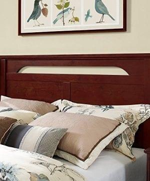 Ameriwood Home Dorel Living Grannis Panel Headboard FullQueen 0 300x360