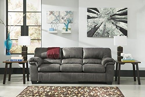 Ashley Furniture Signature Design Bladen Contemporary Plush Loveseat 0 0