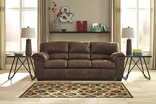 Ashley Furniture Signature Design Bladen Contemporary Plush Loveseat 0 1