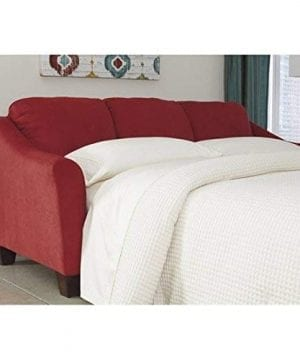 Ashley Furniture Signature Design Hannin Loveseat With 2 Accent Pillows Contemporary 0 1 300x360
