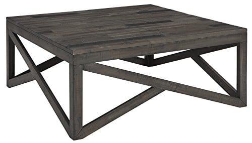 Ashley Furniture Signature Design Haroflyn Contemporary Square 0