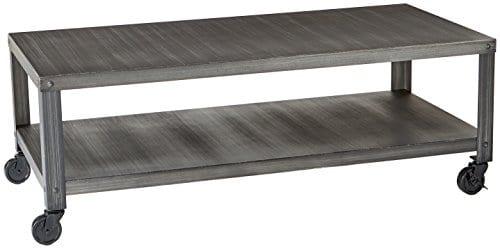 Ashley Furniture Signature Design Hattney Table Gray 0