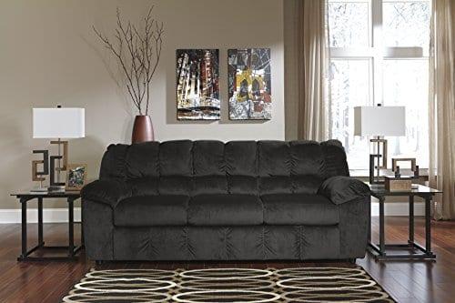 Ashley Furniture Signature Design Julson Loveseat Contemporary 0 0